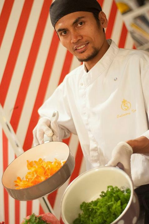Chef Agus Susetyo