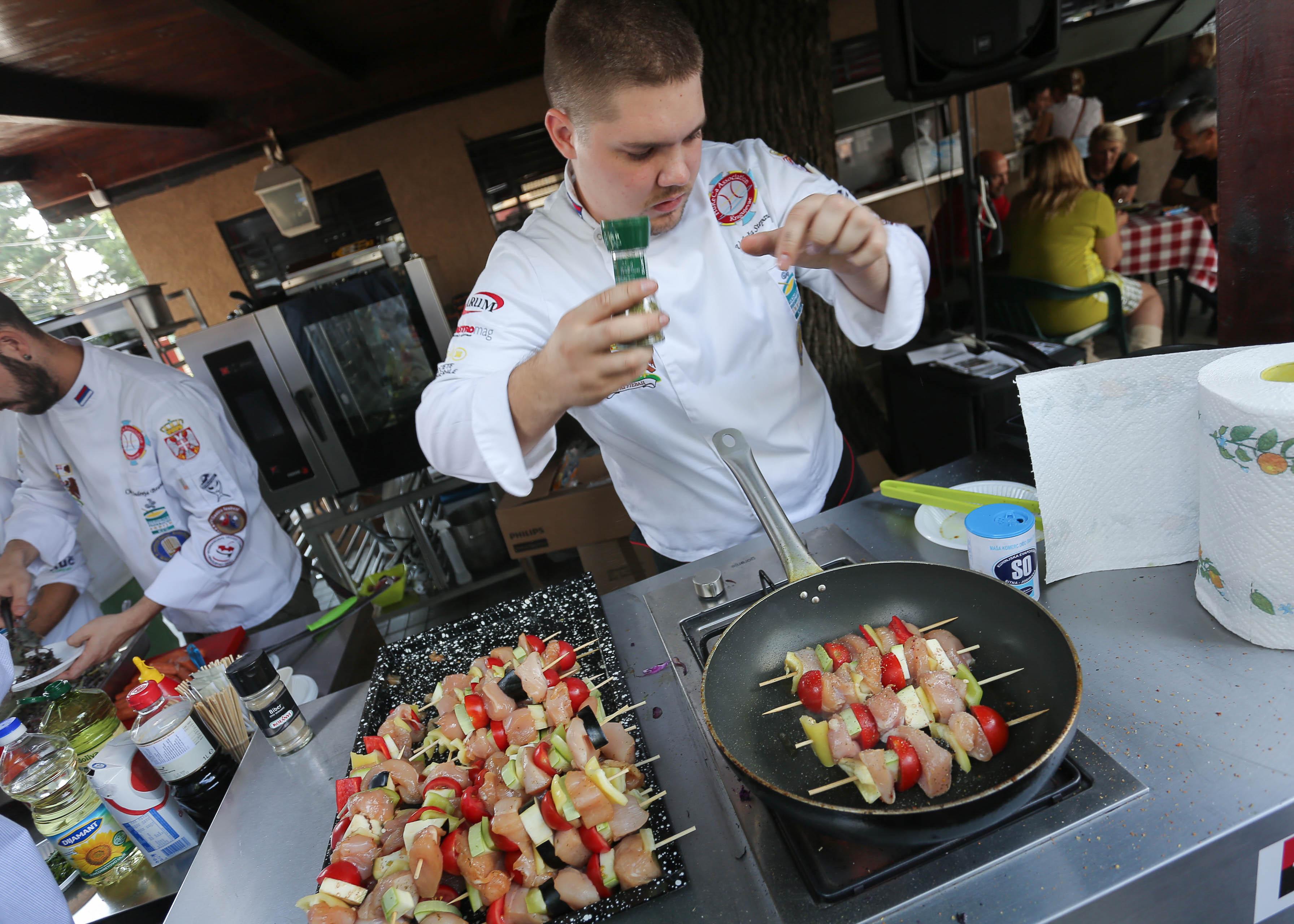 Kuhinje sveta, Kragujevac 20189420